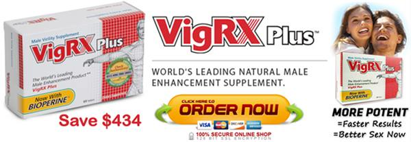 VigRX Plus How Many Pills A Day